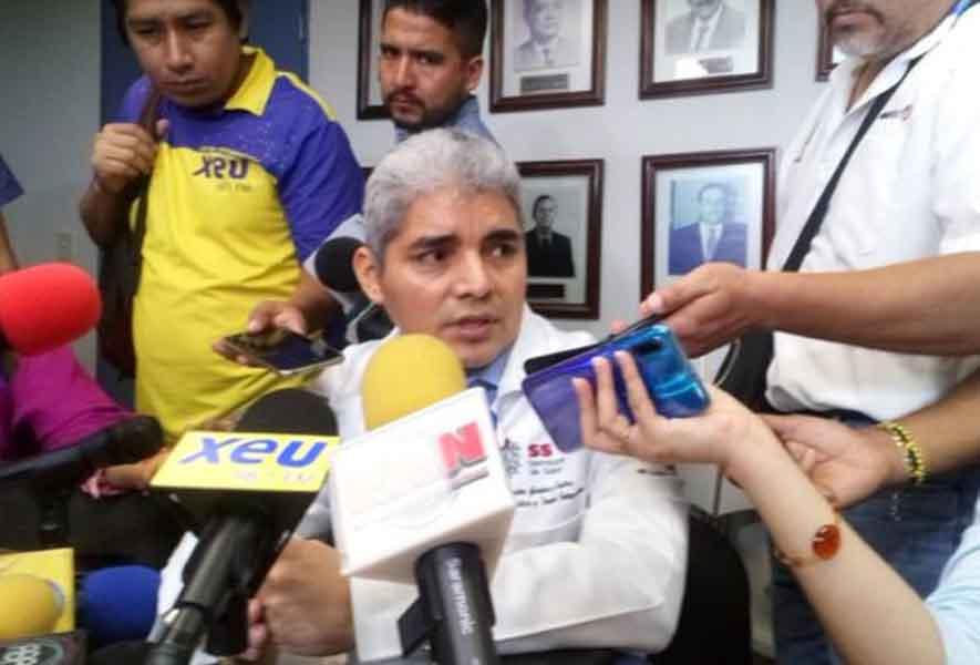 Confirma director del #HAEV #robo de #medicamentos por un #millón de pesos #EcosdeVeracruz