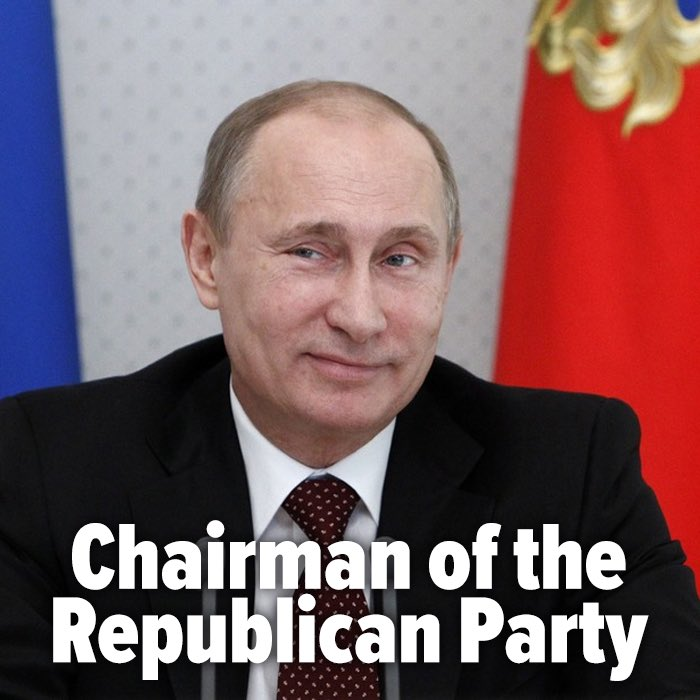 @JimmyC_MAGA2020 @Elizabe32720841 @NKY_Mike @KathleenThere12 @crissylchi @GovMattBevin In addition to #MoscowMitch, we also have as GOP MOC:  #LeningradLindsey  #KremlinKevin  #RussianRand   Mitch is also known as:  #MoscowMitchTraitor #MoscowMitchIsNext  All kissing up to  #DementedDonald  #ImpeachTheMFTraitorNow