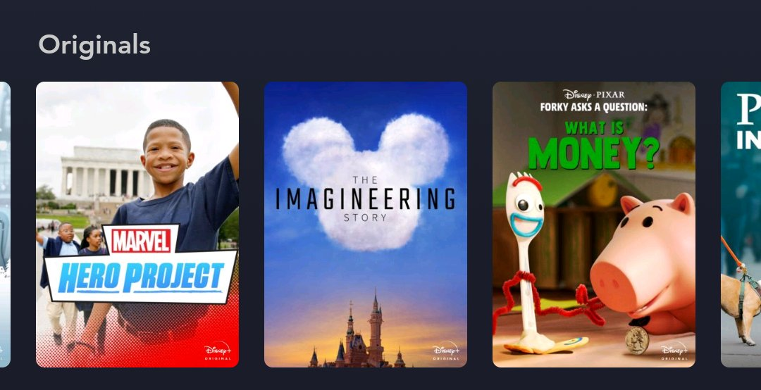 test ツイッターメディア - 『Disney+』ではドラマシリーズや映画のほかにも、オリジナルのノンフィクションシリーズ4本と短編4本も配信開始です。 日本の皆さんの関心の高いコンテンツは『The Imagineering Story』の模様。『トイ・ストーリー4』公開時から告知されていたミニシリーズ『Forky Asks a Question』も1話登場。 https://t.co/jLcD4gVPgc https://t.co/naKHJFrbQx