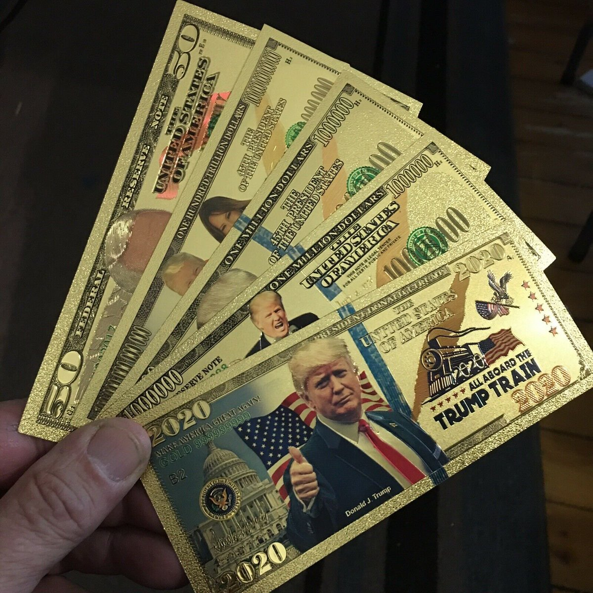 NEW! #Trump2020 #Collectibles! SHOP #ebayseller :   #Trump #Trump2020LandslideVictory #Trumps #TrumpSupporters