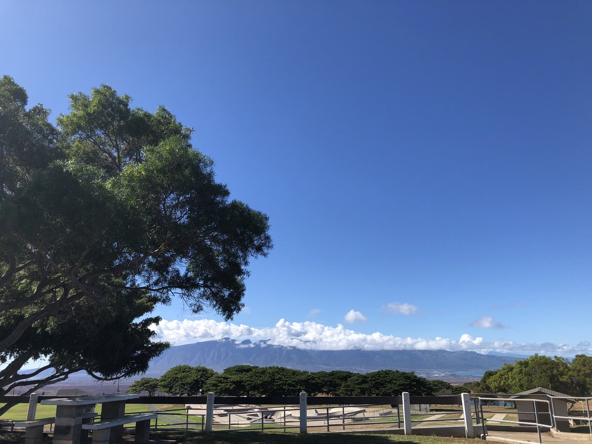 test Twitter Media - Blue skies over Pukalani. #cmweather #Maui #Mauinokaoi #blueskies https://t.co/LFFCI7K0wu