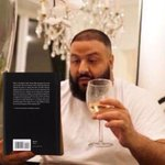 Image for the Tweet beginning: Y'all booing drake but @djkhaled