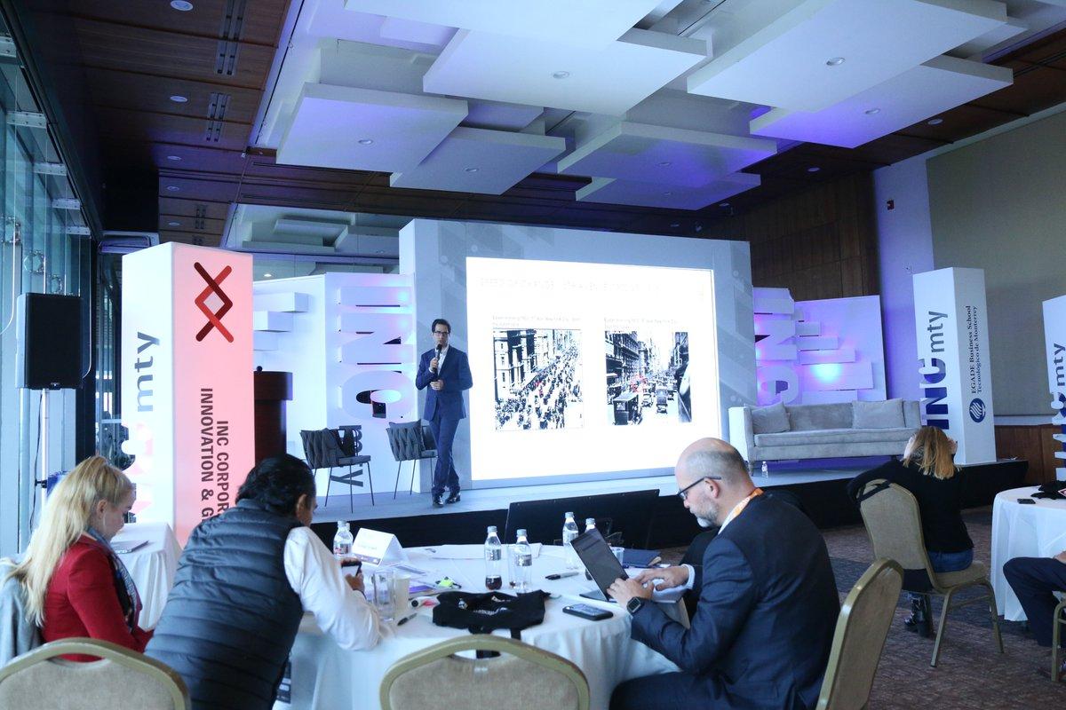 Abordan IA y ciencia de datos en INC Corporate Innovation & Growth Forum | EGADE