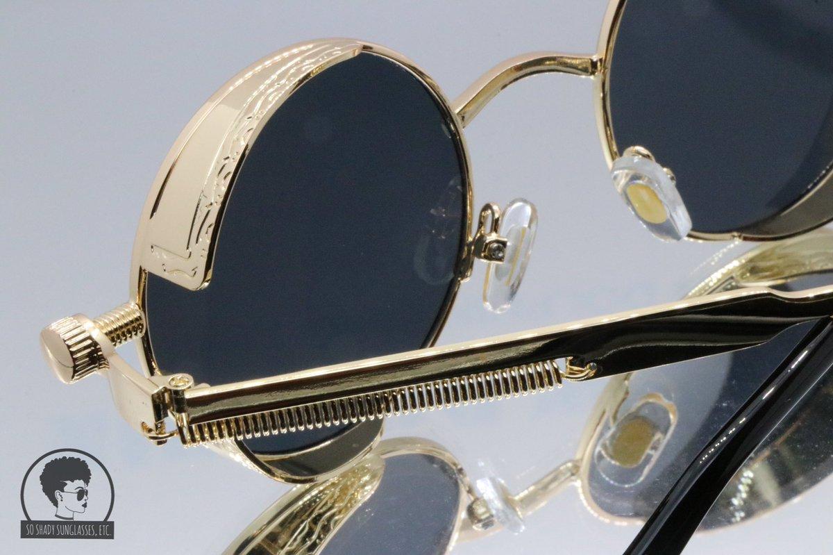 See life through a different lens! 😎 #sunglasses #steampunk #soshady #soshadysunglasses  🛒 SHOP THE LOOK:  https://t.co/XnzUKxf3go