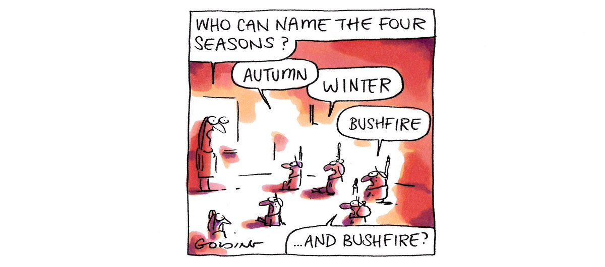 Mattgolding Cartoons On Twitter The New Normal For Our Four