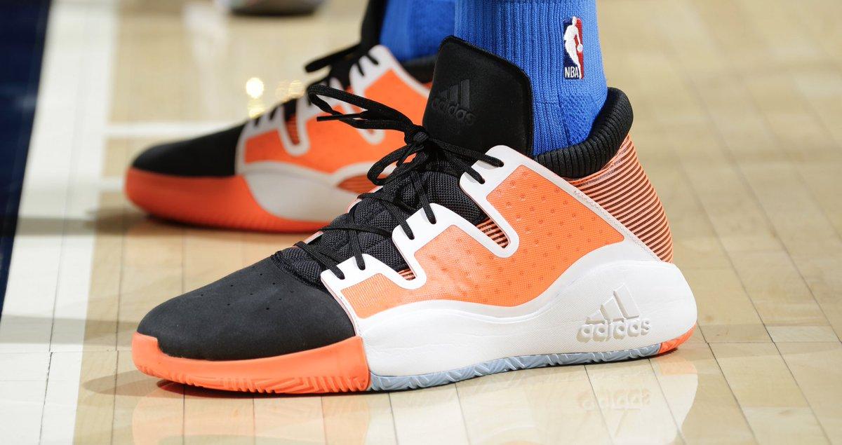 Gallo's adidas Pro Vision in Indianapolis!   #NBAKicks #ThunderUp