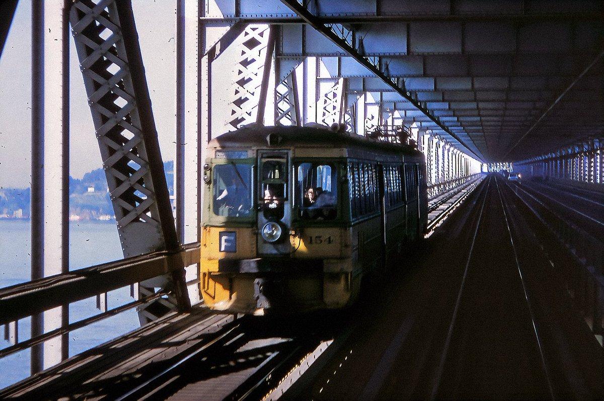Happy 83rd anniversary to the Bay Bridge!