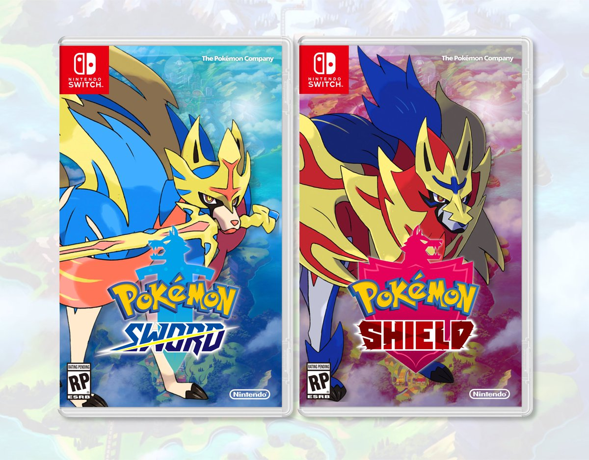 #GiveawayAlert  We are giving away 1 copy of  #PokemonSwordandShield (you pick the version) for the #NintendoSwitch  To enter you must be following, like, and retweet (you can comment your favorite Pokémon for fun!).  A winner will be drawn November 22nd. Good luck! #Giveaway<br>http://pic.twitter.com/hw2LRgSEnm
