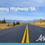 Imagen para el comienzo del Tweet: El proyecto Highway 1A es