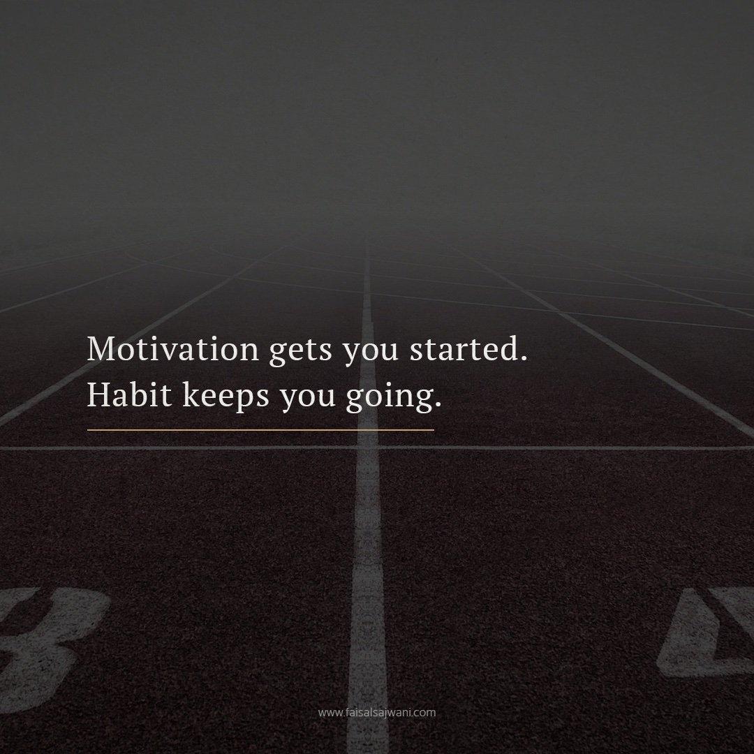 Your habits will determine your future. 💯  #motivationalspeaker #inspirationalwords #gogetit #hustlehard