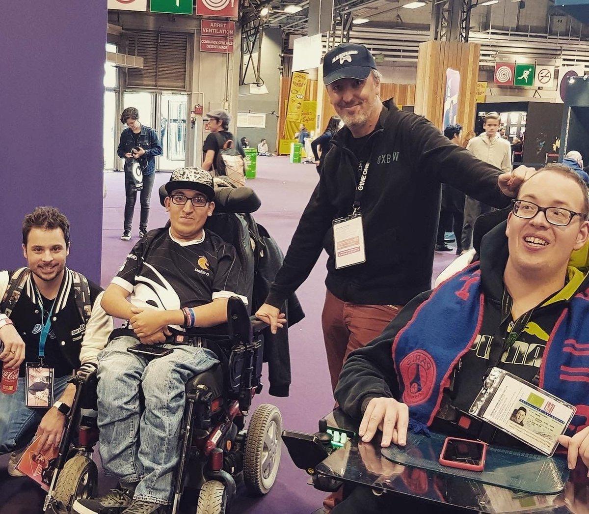 """Sophie Cluzel : """"derrière un écran, le #handicap se gomme"""" https://buff.ly/2qLeI54 #inclusion #a11y #accessibilité"""