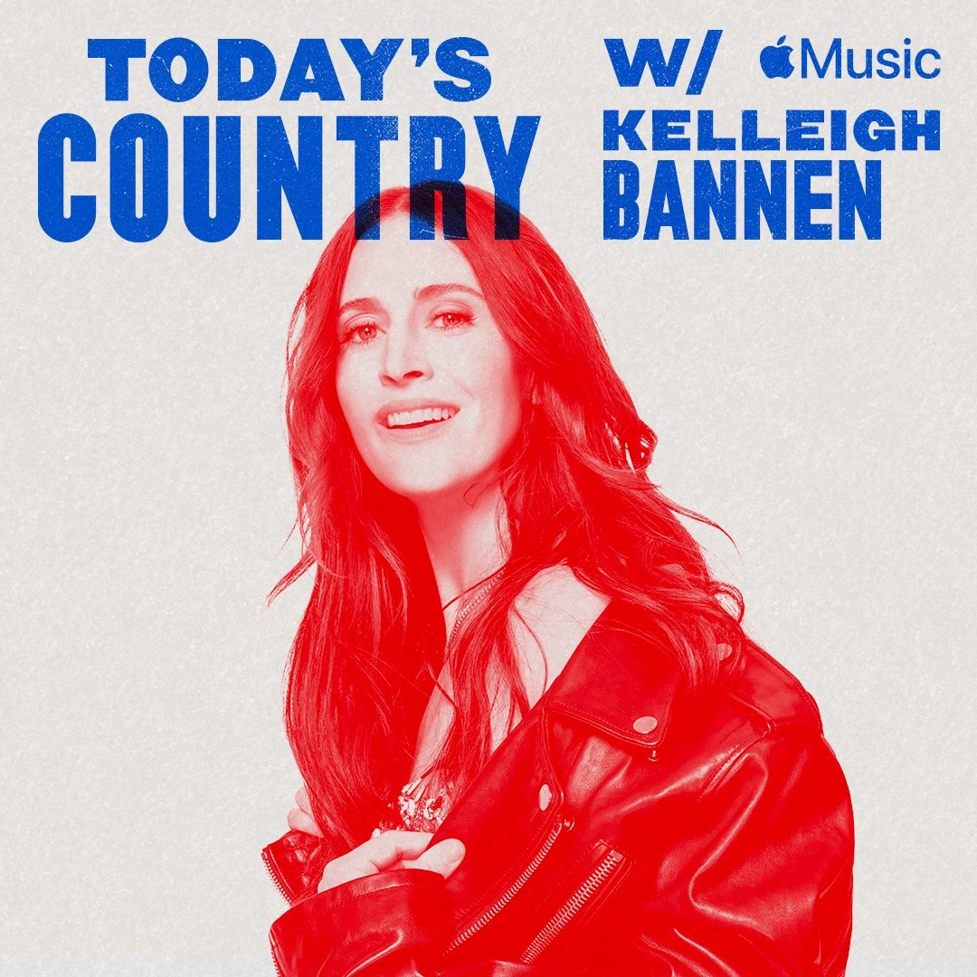 THIS HAS BEEN THE HARDEST SECRET TO KEEP: Honored to announce I'll be hosting the first country show for @AppleMusic, #TodaysCountry. We'll be sharing the music & stories of Nashville & country music with the global audience of @Beats1 and @applemusic every week.
