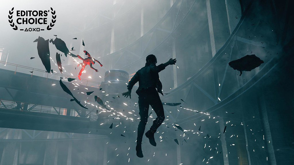 Remedy levitates third-person action to new heights in Control. Learn why it's earned a PlayStation Editors' Choice award: http://play.st/2qHRIEb