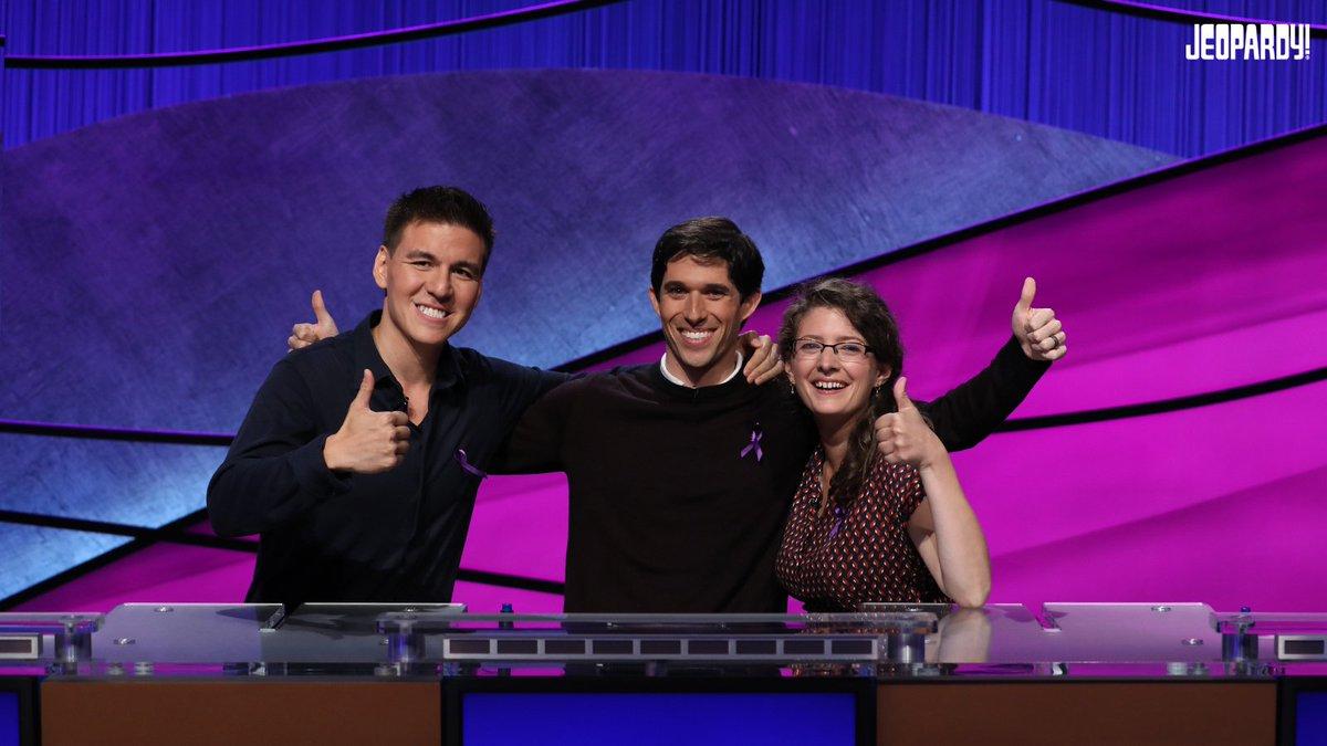 Jeopardy: James Holzhauer vs. Emma Boettcher rematch schedule