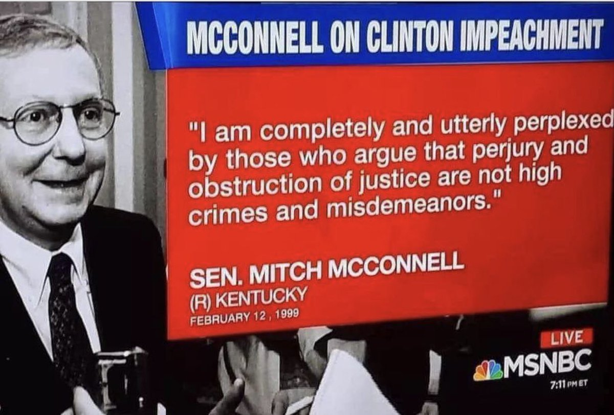 Why doesn't this surprise me? #MoscowMitch #MoscowMitchTraitor  #MoscowMitchIsNext  #ImpeachAndRemoveTrumpNOW