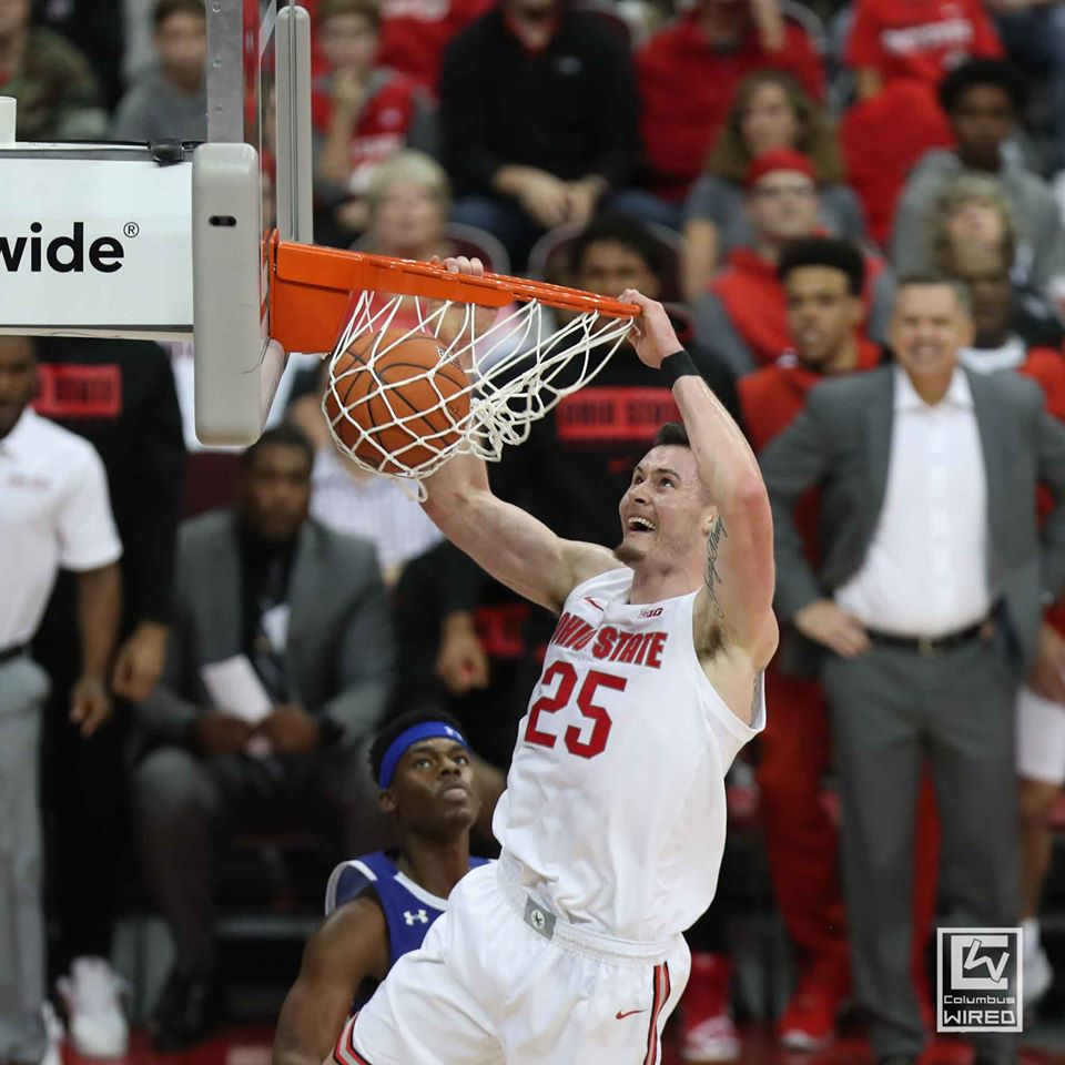 In one of their biggest tests yet, how do the No. 18 #OhioState #Buckeyes stack up against the 10th-ranked #Villanova #Wildcats when the two clash in Value City Arena on Wednesday night?