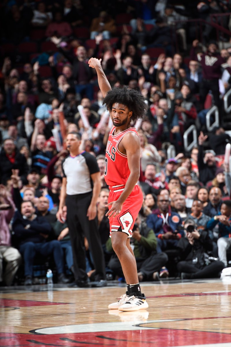 3 takeaways from the Bulls' win over the Knicks, including Coby White's 'relief' after a historic performance