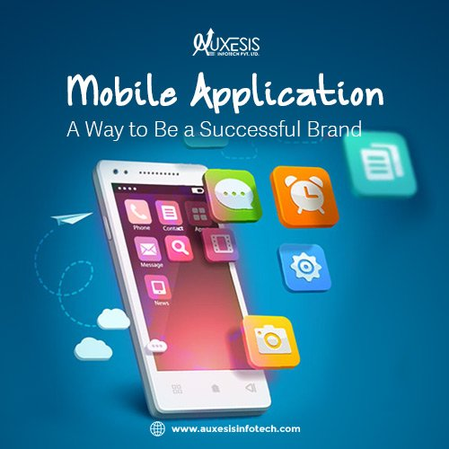 It's the time of mobile devices! Having your own mobile application is probably the best thing for your business. Wondering why? Well, find out here!https://bit.ly/373muI3#mobileapplication #mobileappdevelopment #auxesisinfotech #appdevelopmentcompany