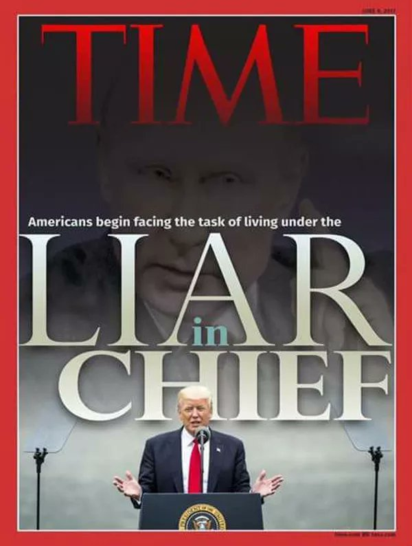 """@in_pubs Perhaps @realDonaldTrump loyal supporters and the @GOP will now see for themselves that #TraitorTrump puts Russia before America. No other American President has ever put Russia first and don't forget one of Trump's main catchphrase is """"America first"""". He has lied to you all"""