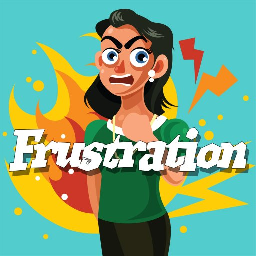 Frustration... GRR! is now available on #iOS  #IndieDev #Games #Fun