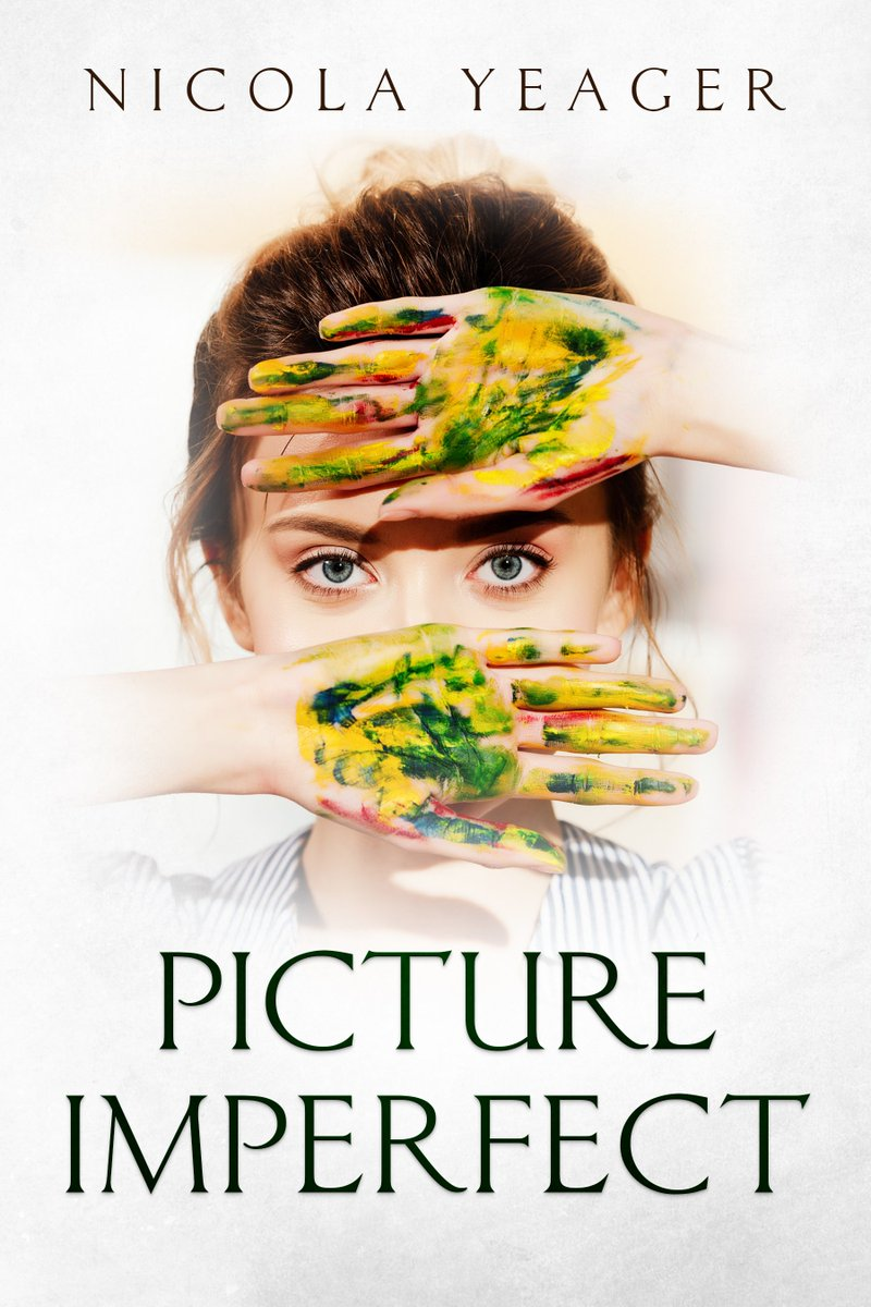 Picture Imperfect by Nicola Yeager. 'Lovely novella and right down my street.'  #ChickLit #Fun #Art #Revenge