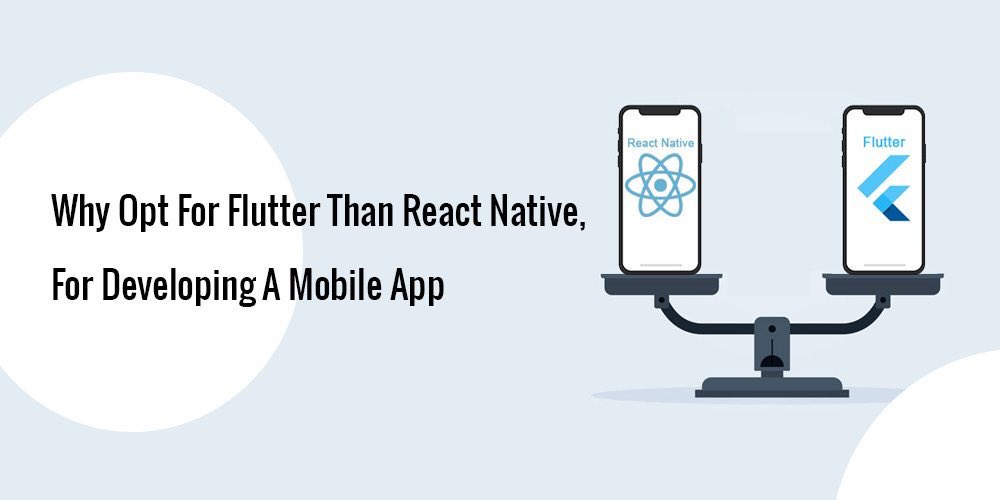Read to know why the experienced developers said that Flutter has a strong future in the mobile app development company industry.#fluttervsreactnative #appdevelopmentcompany #mobileapps #itindustryhttps://wittysparks.com/flutter-vs-react-native-for-mobile-app-development/…
