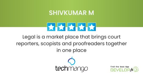 #Techmango:- Key factor for Techmango success is their Commitment, Flexibility, Strong knowledge resources across all technology.Read the review here - http://bit.ly/34VofoN#Develop4U #Review #AppDevelopment #ClientFeedback #AppDevelopmentCompany @TechmangoS