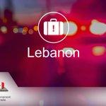 Imagen para el comienzo del Tweet: # Líbano: La Embajada de Canadá