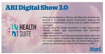 El #shuttle #HealthSuite permite un modelo de atención centrado en el paciente en el...