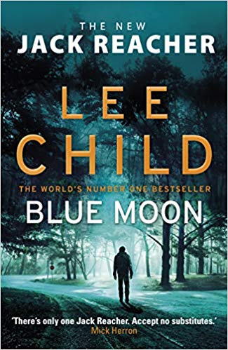 .@LeeChildReacher's #BlueMoon has retained its double at the top of the @AmazonUK Charts:  (£)