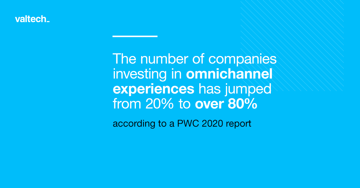 Is your brand among this statistic? A new realm of innovation awaits. Check out our Connected Experiences Mag for inspiration: https://t.co/F6eHvEaegd  #connectedexperiences  #businesstransformation https://t.co/nBvxA73m4m