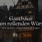Image for the Tweet beginning: Gasthaus Zum rollenden Würfel startet