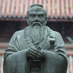 """The more man mediates upon good thoughts, the better will be his world and the world at large."" -  Confucius"