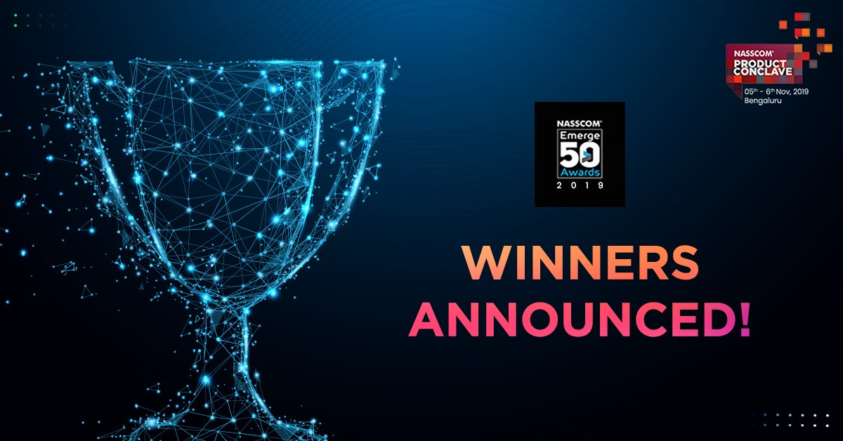 We are proud to reveal the winners of the 2019 #Emerge50 Awards. A huge shoutout to the jury and congratulations to all the winning ventures. Read more about the 50 most innovative product companies in the country here: http://t.ly/yvkl5#NPC2019 #Leagueof10 #techawards