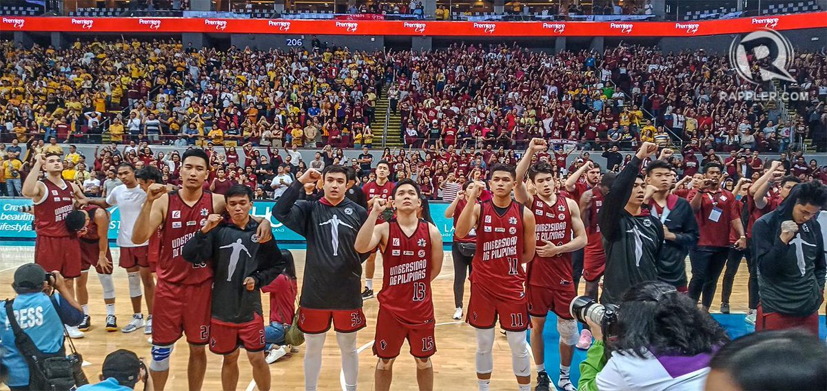 @rapplerdotcom's photo on #uaapseason82