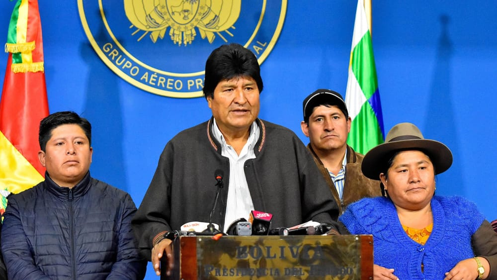 #Bolivia