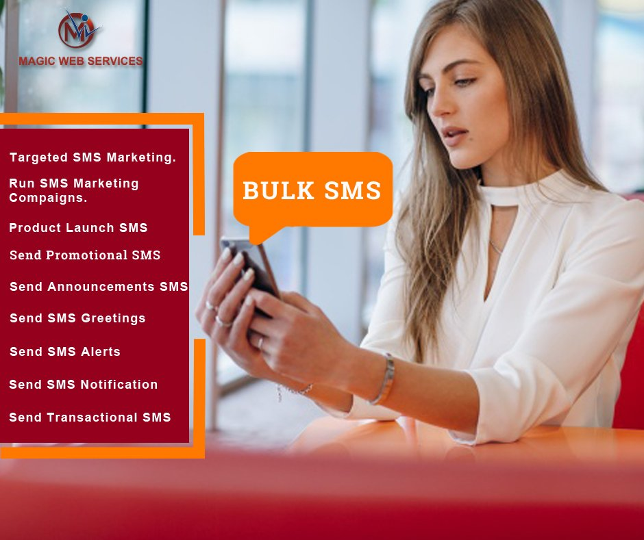 Promotional & Transactional Bulk SMS Services In India! #smsmarketing #bulksms  Get in touch today for more details:  https:// bit.ly/2Khp2sC    <br>http://pic.twitter.com/Idqi7oaYPH