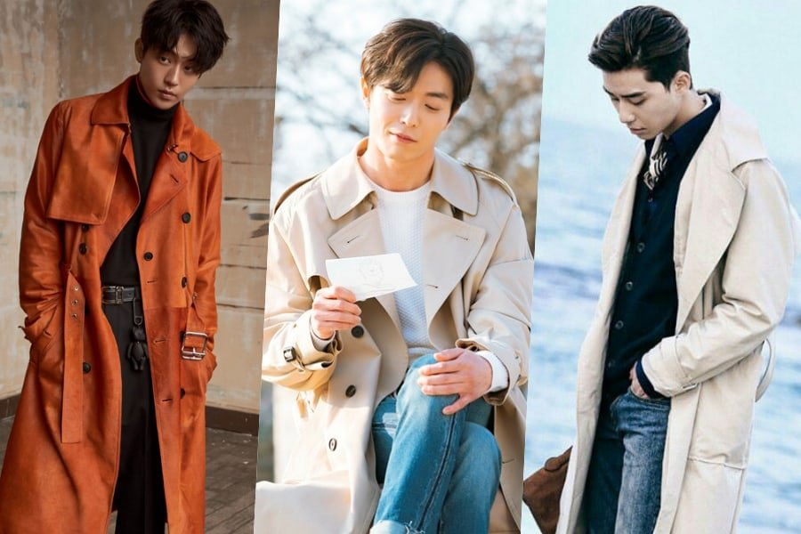Male Celebs Who Make Us Fall In Love With Their Autumn Fashion soompi.com/article/136338…