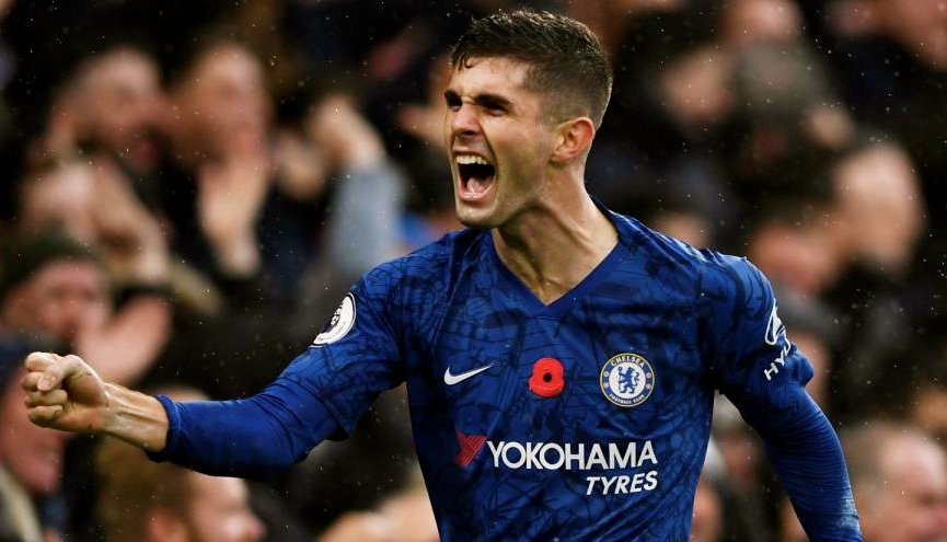 Christian Pulisic 21-years old Determined, talented & delivering the goods. Coming to a new club & league for big money brings pressure, more so if form is elusive at the start. Plenty big £ Chelsea signings buckled & bottled it but Puli has fought for his right to party. #cfc