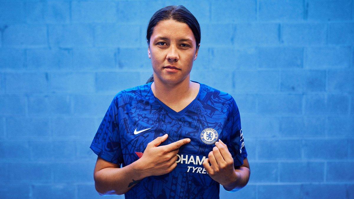 Chelsea (F) : Sam Kerr débarque chez les Blues (Officiel)