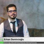 Image for the Tweet beginning: Demircioğlu Alternatif Enerji Sistemleri Start-Up'ı