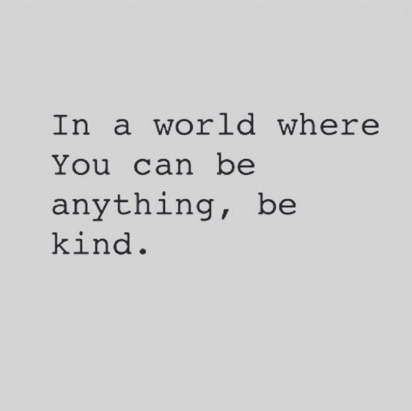 Today is #WorldKindnessDay but that should come naturally every day ......<br>http://pic.twitter.com/4rHF3vHL4b