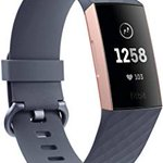 Image for the Tweet beginning: Fitbit Charge 3 Rose-Gold -