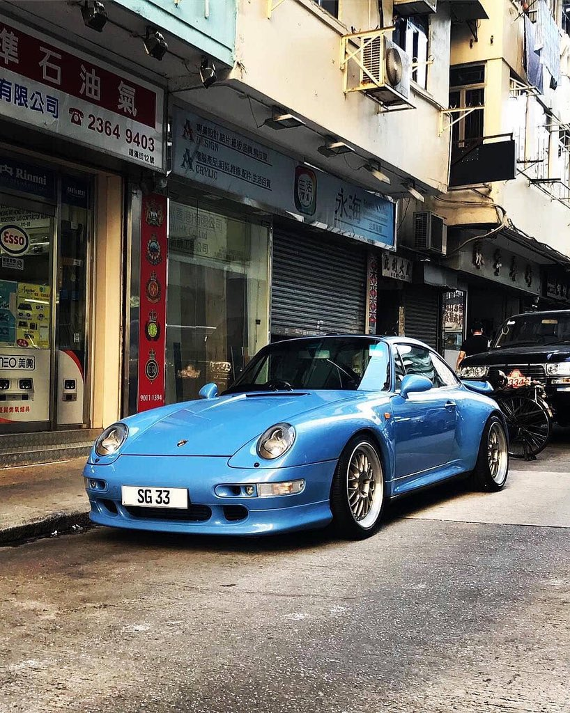 And on the 8th day, the #Porsche993 was designed <br>http://pic.twitter.com/QEt1GCJoyl