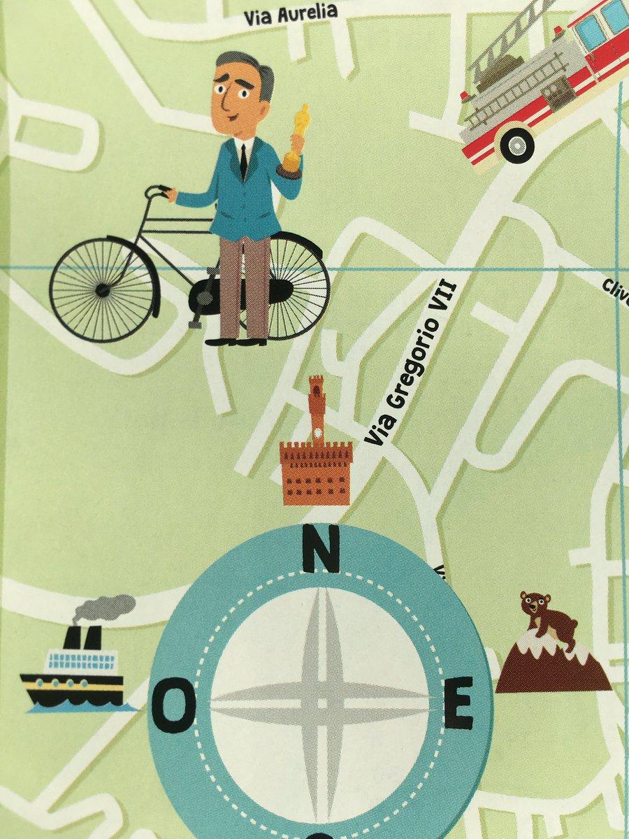 test Twitter Media - #AccaddeOggi #1974 muore in Francia il grande attore e regista Vittorio De Sica, immortalato sulla #mappa di #Roma con la #bici e l'#oscar❤️ https://t.co/9qdkhfBlR7 https://t.co/lxeRVmZxvy