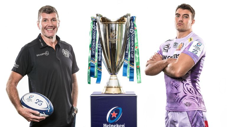 test Twitter Media - 🏆 We take a look at Pool 2 in the next part of our #HeinekenChampionsCup preview.  🏉 Exeter and Sale 🏴󠁧󠁢󠁥󠁮󠁧󠁿 are joined by Glasgow 🏴󠁧󠁢󠁳󠁣󠁴󠁿 and La Rochelle 🇫🇷  👉 https://t.co/yuCTQA3K36 https://t.co/pQIeZTDOo0