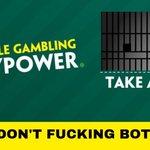 Image for the Tweet beginning: It's gambling harm minimisation LITE.