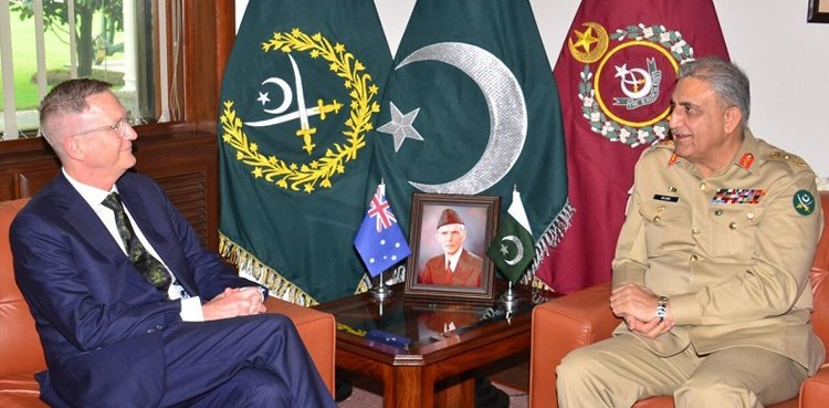 Download to watch LIVE:  http://bit.ly/ARY-News   Australian High Commissioner calls on COAS #Pak  #Live  #NEWS  #Channel  #ARYNewsLiveHD  #Pakistan  #WorldNews  #OZOOTV  #Android   http://bit.ly/ARY-News