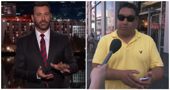 Happy birthday, Jimmy Kimmel. Never forget how he pranked iPhone fans.