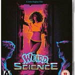 Image for the Tweet beginning: Weird Science Blu-ray - £9.99